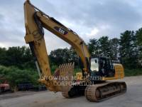 Equipment photo CATERPILLAR 336FXE PELLES SUR CHAINES 1