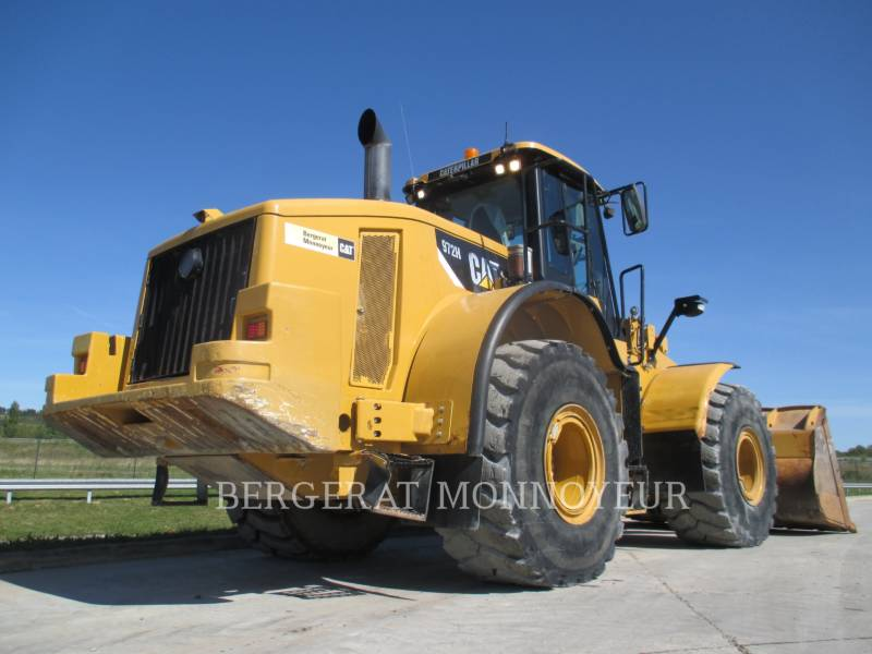 CATERPILLAR CARGADORES DE RUEDAS 972H equipment  photo 3