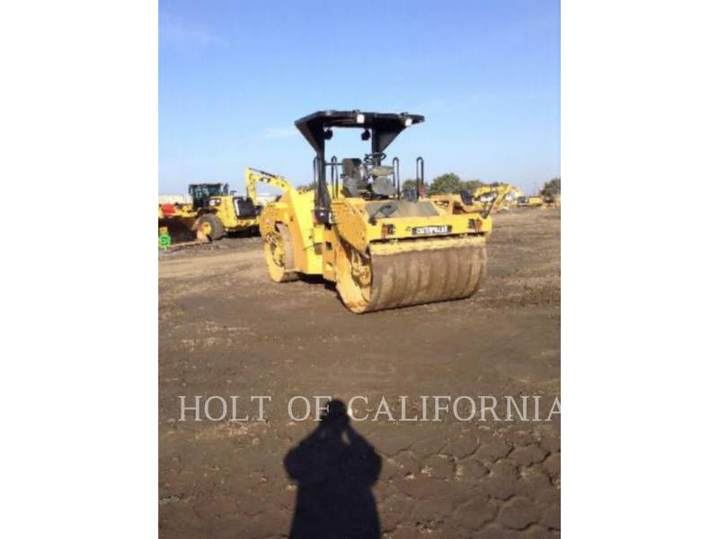 CATERPILLAR PAVIMENTADORES DE ASFALTO CB54 equipment  photo 3