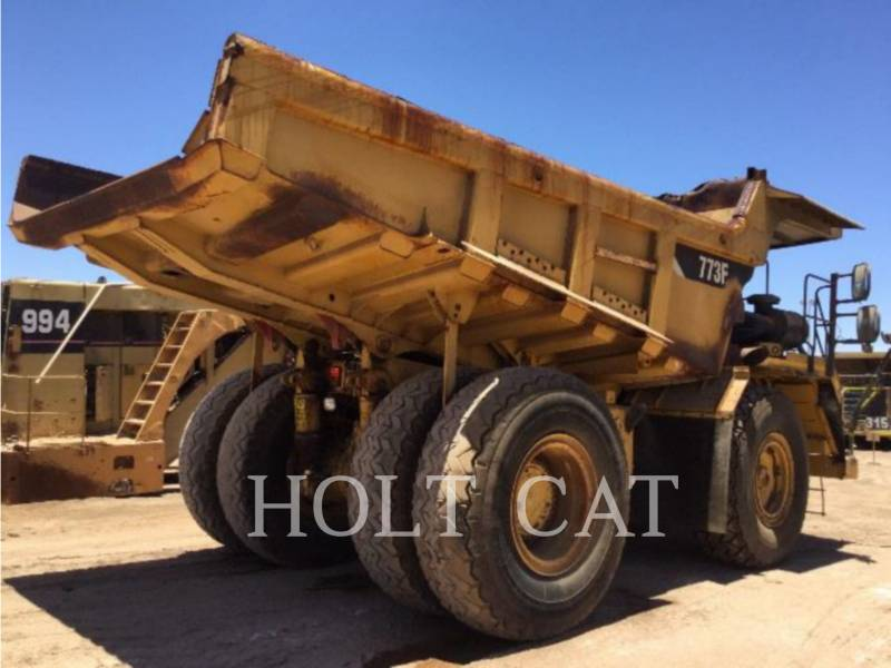 CATERPILLAR MULDENKIPPER 773F equipment  photo 4