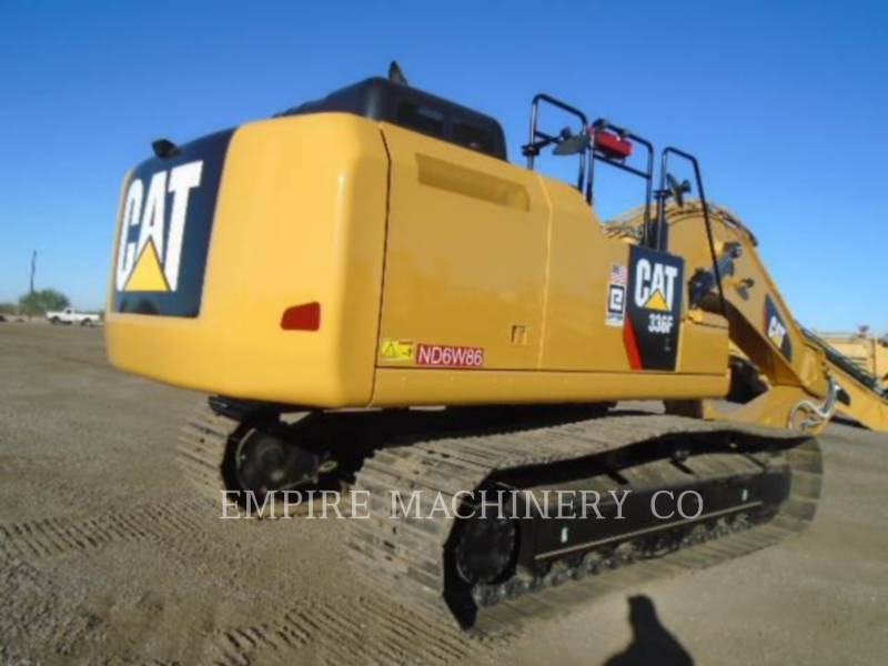 CATERPILLAR TRACK EXCAVATORS 336FL    P equipment  photo 2