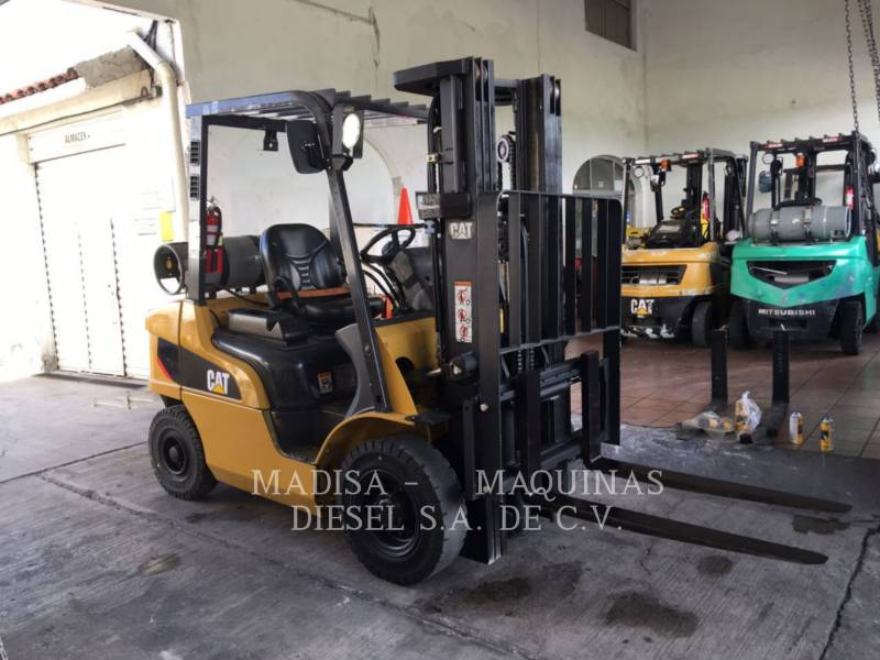 CATERPILLAR LIFT TRUCKS CARRELLI ELEVATORI A FORCHE GP25N equipment  photo 1