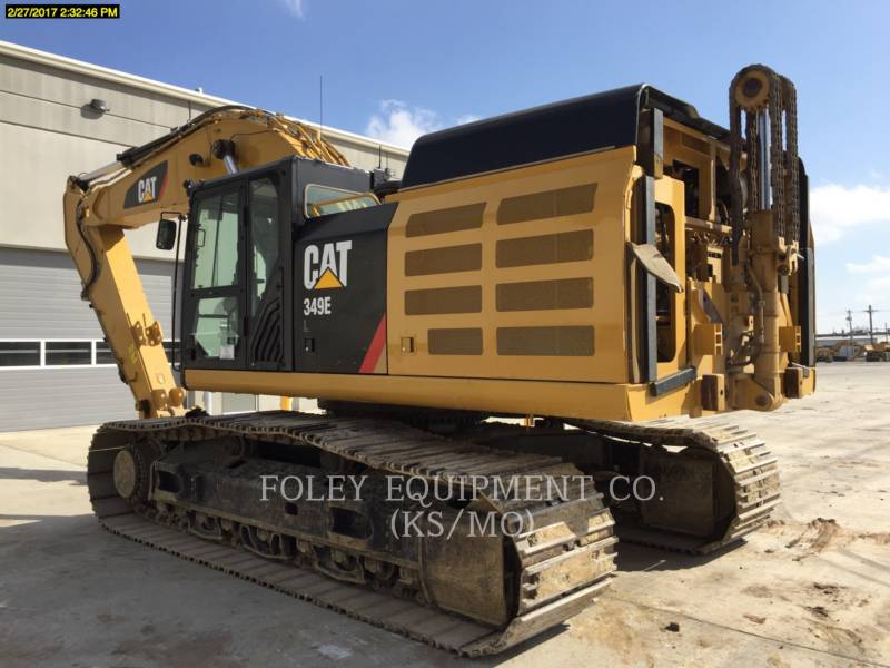 CATERPILLAR EXCAVADORAS DE CADENAS 349ELFG12 equipment  photo 3