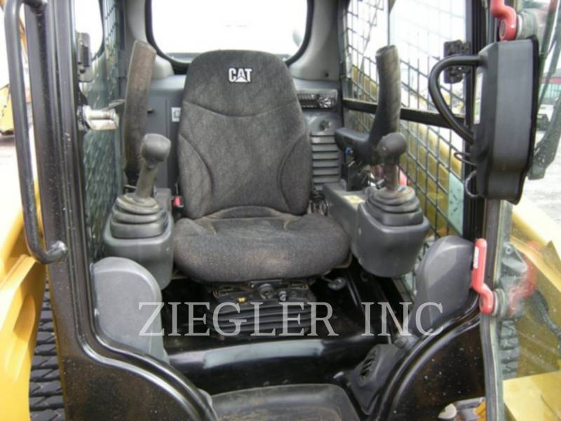 CATERPILLAR UNIWERSALNE ŁADOWARKI 277D equipment  photo 6
