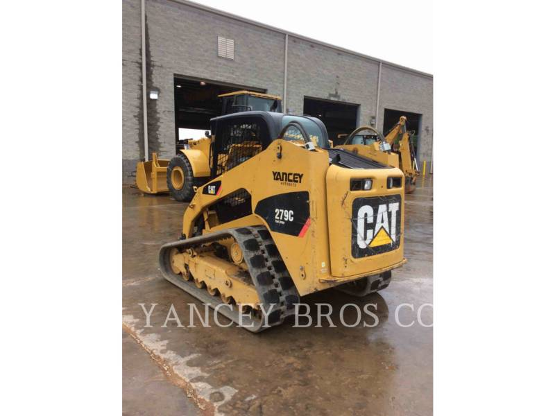 CATERPILLAR MINICARREGADEIRAS 279C equipment  photo 3