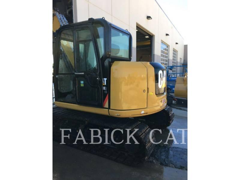 CATERPILLAR TRACK EXCAVATORS 308E2 HT equipment  photo 6