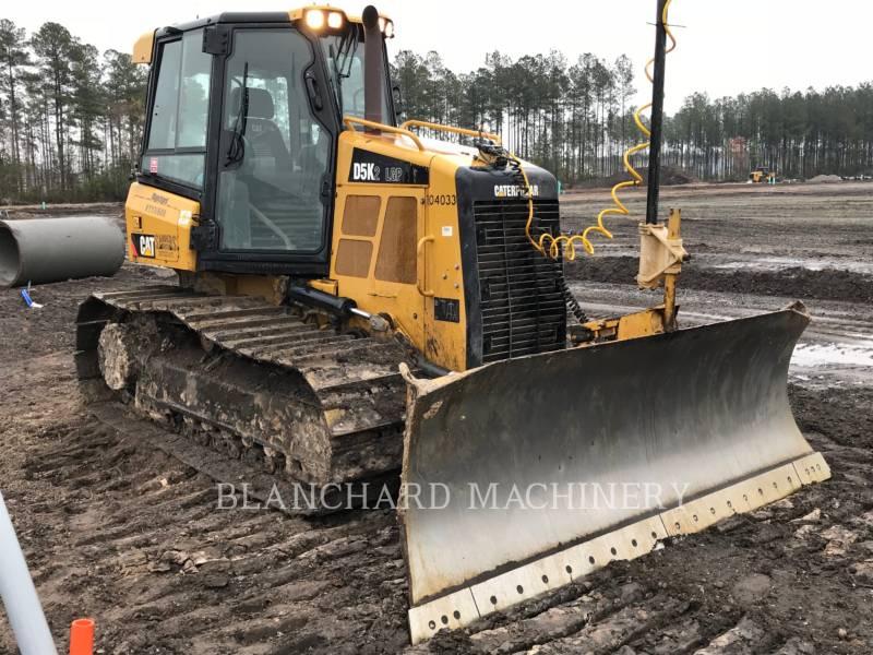 CATERPILLAR TRACTORES DE CADENAS D5K2LGP equipment  photo 1