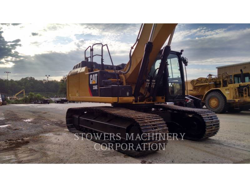 CATERPILLAR EXCAVADORAS DE CADENAS 336EL HAM equipment  photo 2