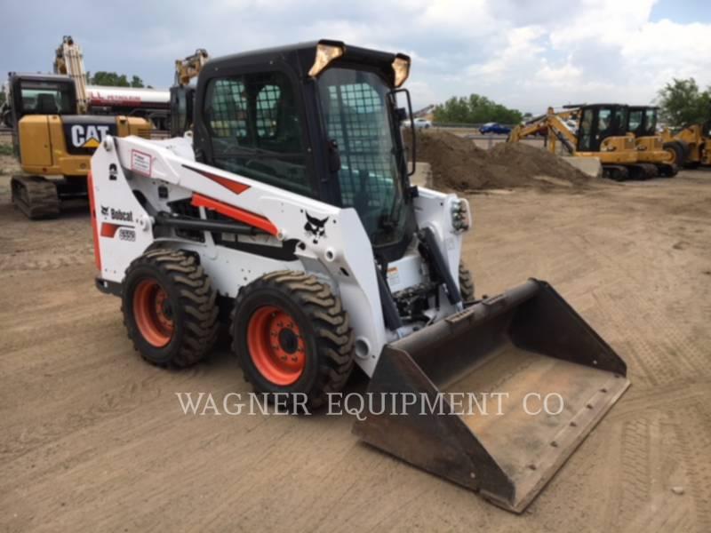 BOBCAT SKID STEER LOADERS S550 equipment  photo 2