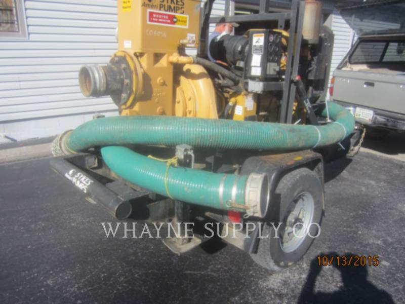 SYKES PUMPS WASSERPUMPEN / ABWASSERPUMPEN GP150 equipment  photo 4