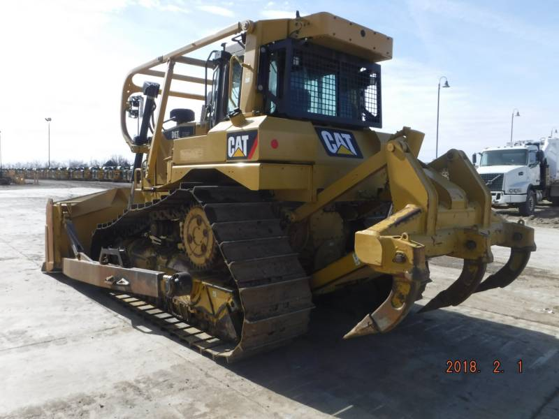CATERPILLAR TRACK TYPE TRACTORS D6TXW equipment  photo 4