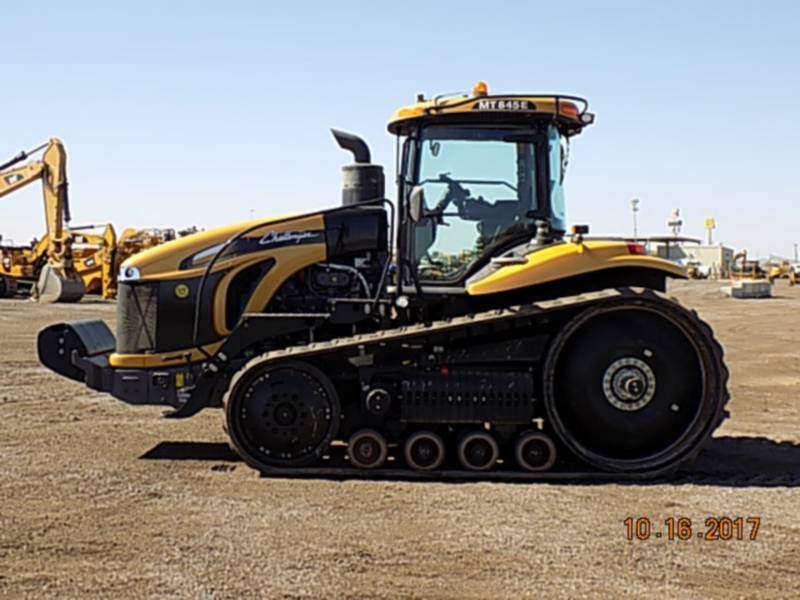 CATERPILLAR AG TRACTORS MT845E equipment  photo 2