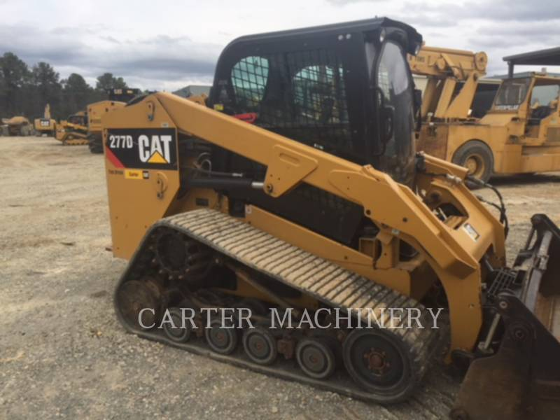 CATERPILLAR CARGADORES MULTITERRENO 277D AC equipment  photo 3
