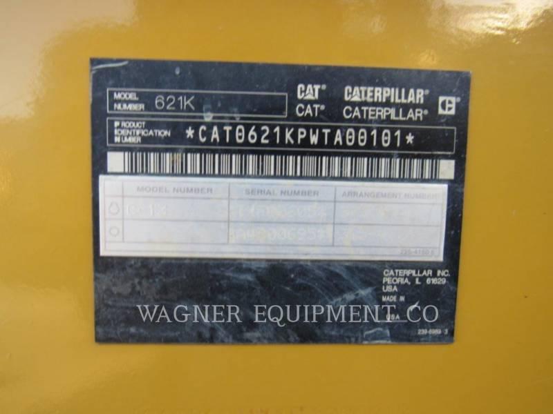 CATERPILLAR DECAPEUSES AUTOMOTRICES 621K equipment  photo 5