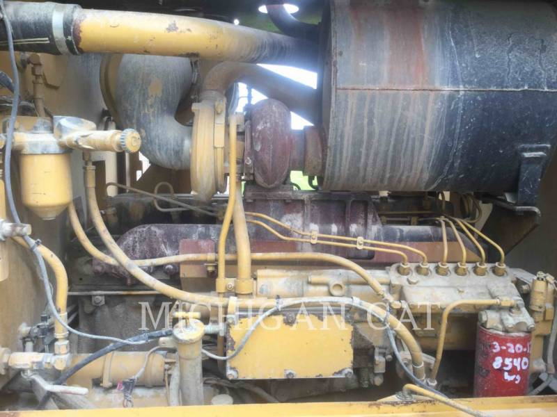 CATERPILLAR NIVELEUSES 143H equipment  photo 7