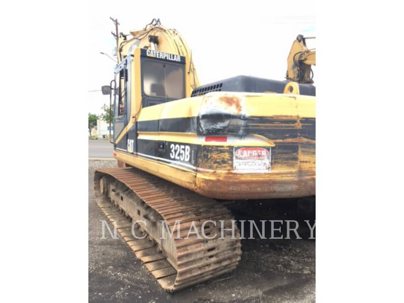 CATERPILLAR トラック油圧ショベル 325B L equipment  photo 7
