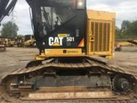CATERPILLAR FORESTRY - FELLER BUNCHERS - TRACK 501HD equipment  photo 13
