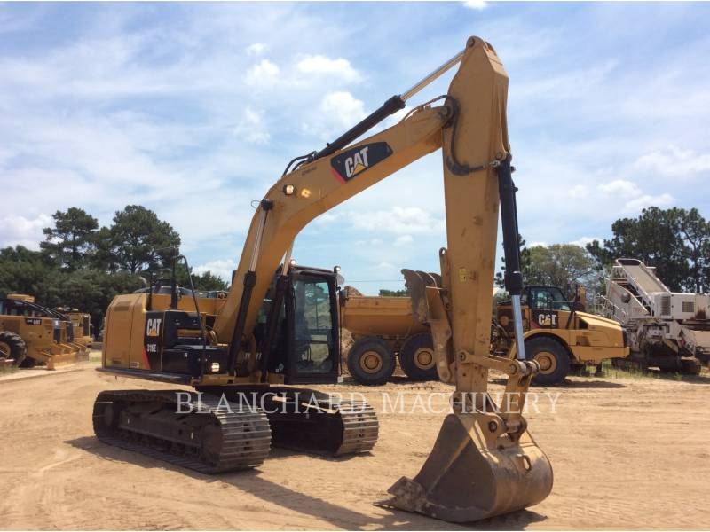 CATERPILLAR PELLES SUR CHAINES 316E equipment  photo 1