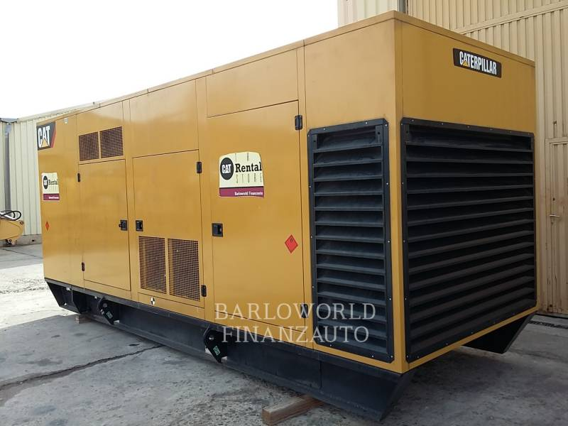 CATERPILLAR MODULES D'ALIMENTATION 3412 PGBI equipment  photo 1