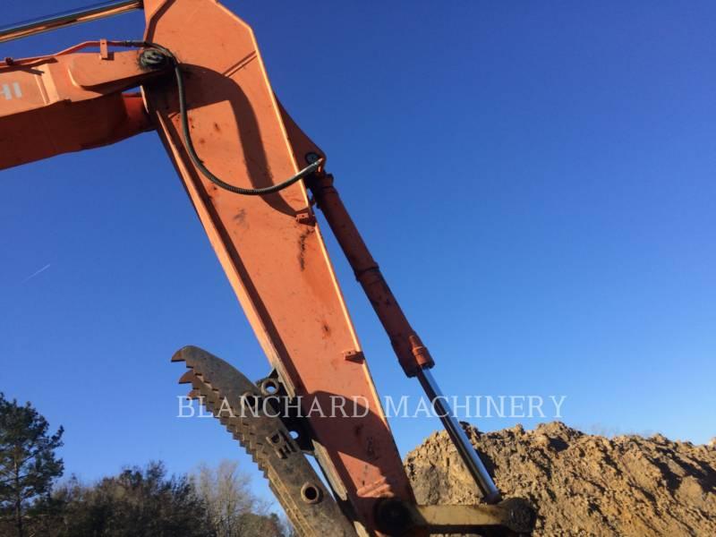 HITACHI TRACK EXCAVATORS ZX330LC equipment  photo 3