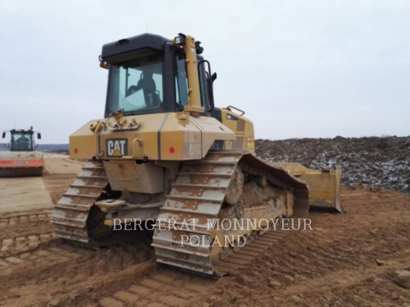 CATERPILLAR CIĄGNIKI GĄSIENICOWE D6N LGP equipment  photo 6