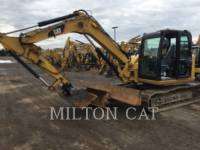 CATERPILLAR EXCAVADORAS DE CADENAS 308E CR SB equipment  photo 1