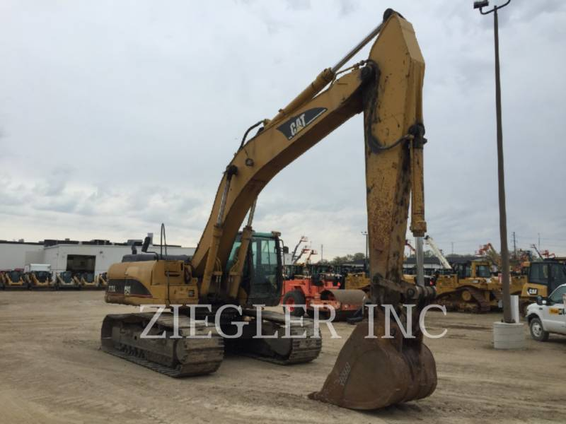 CATERPILLAR TRACK EXCAVATORS 330CL equipment  photo 5