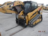 Equipment photo CATERPILLAR 299D2XHP MULTI TERRAIN LOADERS 1
