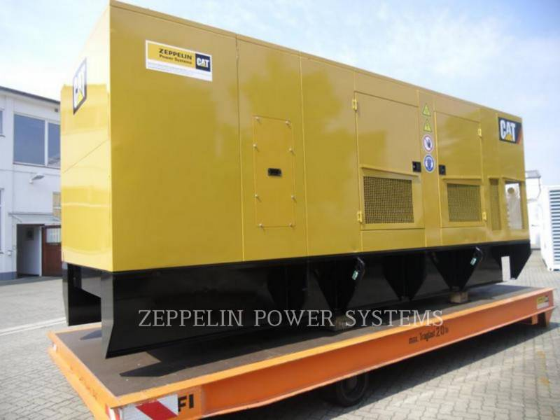 CATERPILLAR MOBILE GENERATOR SETS C18 CANOPY equipment  photo 6