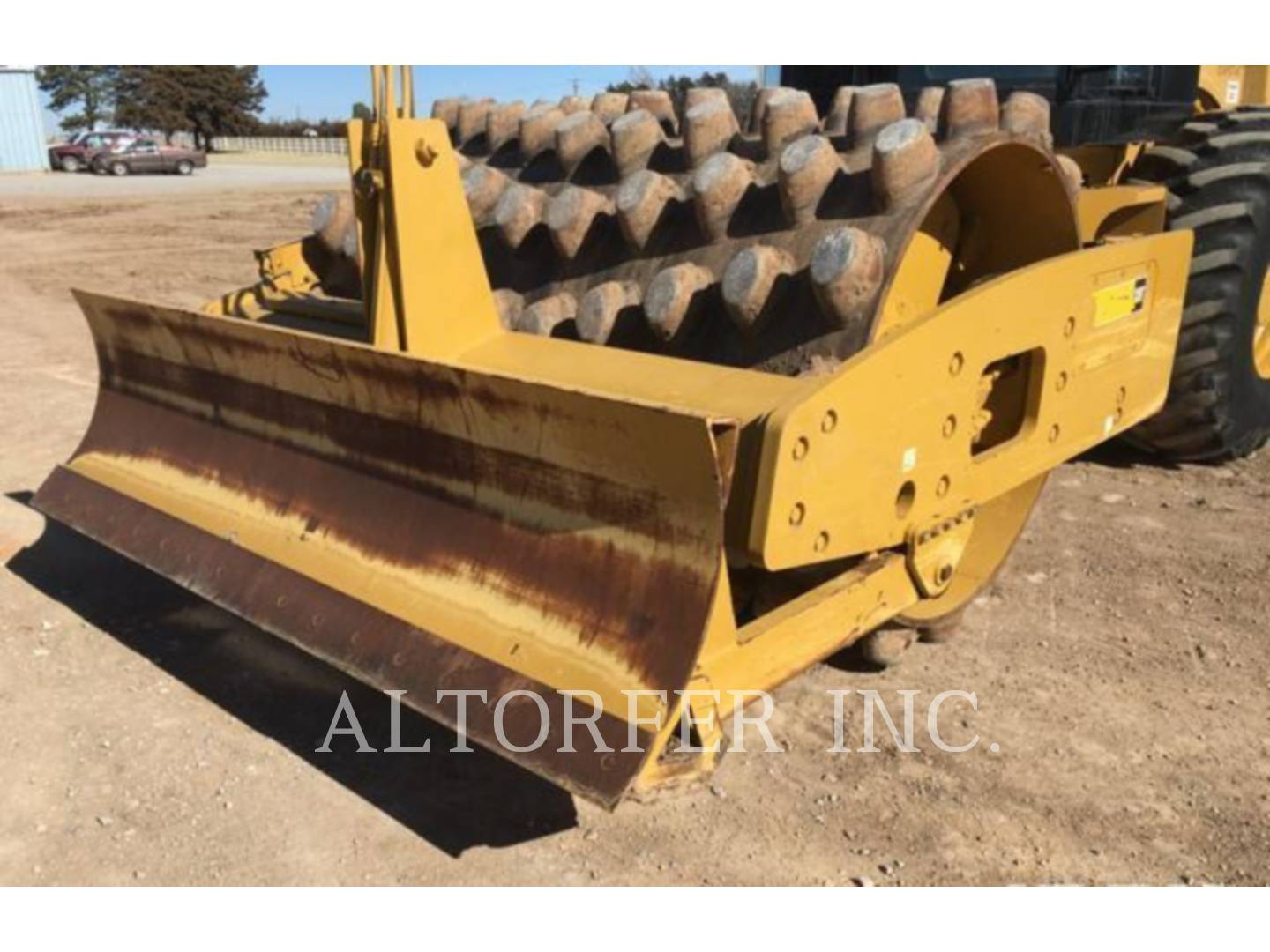 Detail photo of 2012 Caterpillar CP56 from Construction Equipment Guide