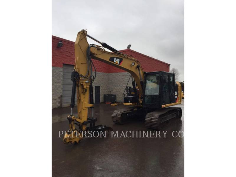 CATERPILLAR KETTEN-HYDRAULIKBAGGER 312EL equipment  photo 1