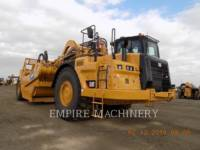 CATERPILLAR WHEEL TRACTOR SCRAPERS 631K equipment  photo 1