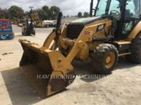 CATERPILLAR RETROESCAVADEIRAS 450F CB equipment  photo 3