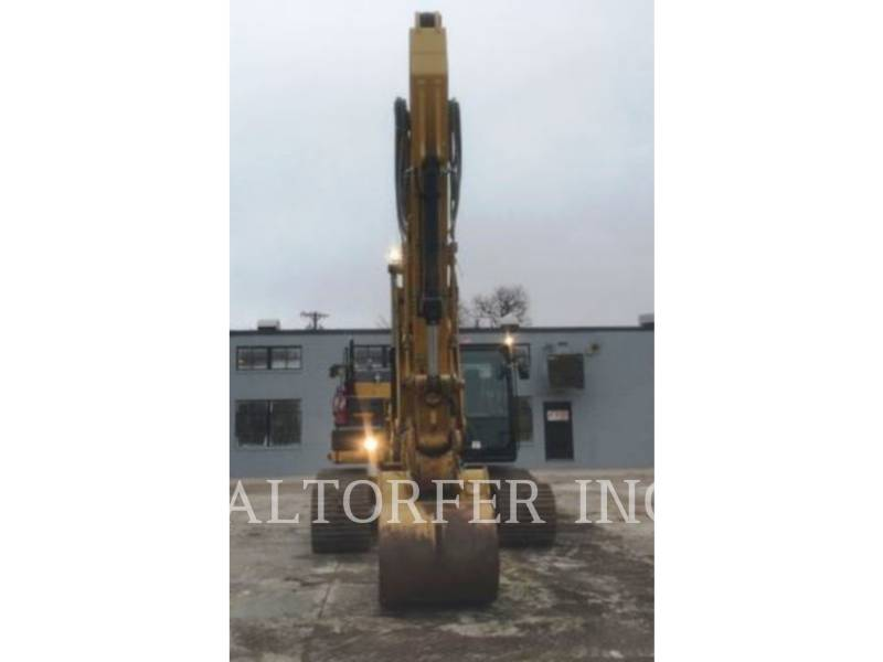 CATERPILLAR ESCAVATORI CINGOLATI 329EL equipment  photo 2