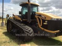 AGCO TRACTEURS AGRICOLES MT865C equipment  photo 1