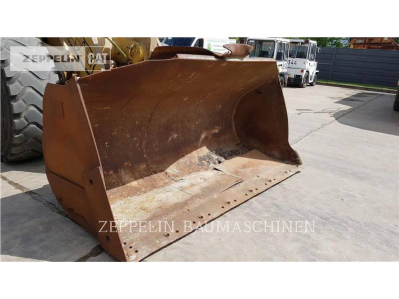 CATERPILLAR CARGADORES DE RUEDAS 962G equipment  photo 9