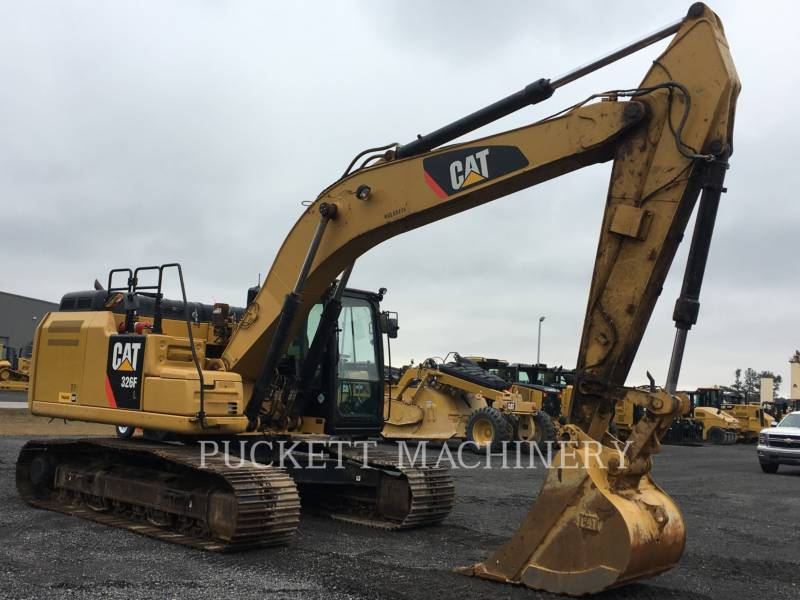 CATERPILLAR KOPARKI GĄSIENICOWE 326F equipment  photo 6