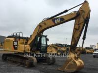 CATERPILLAR TRACK EXCAVATORS 326F equipment  photo 6