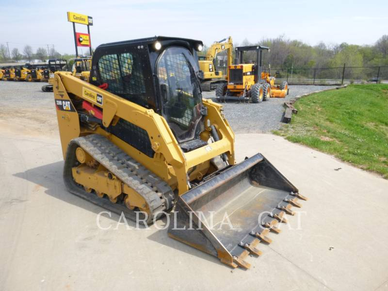 CATERPILLAR TRACK LOADERS 239D CB equipment  photo 6