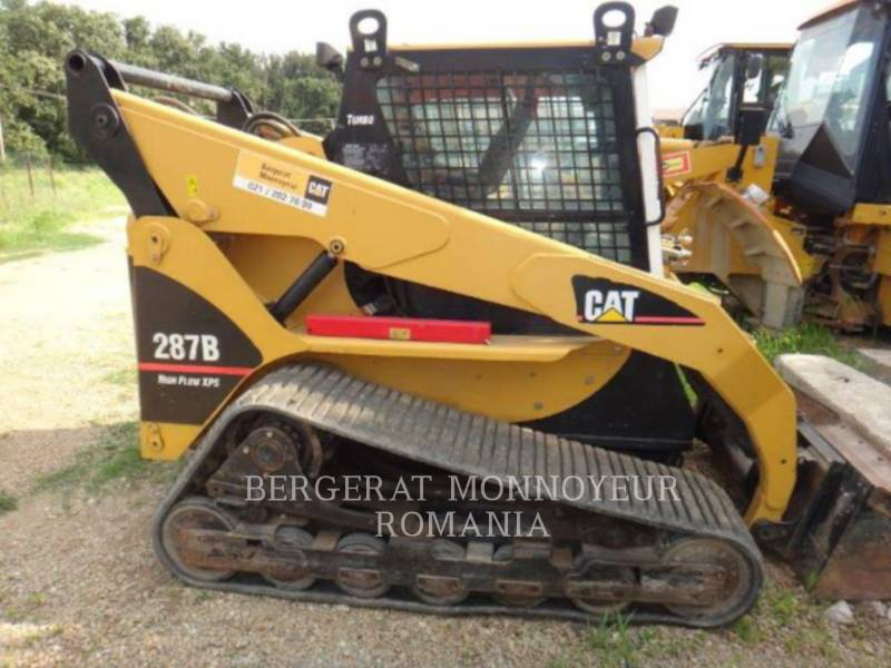CATERPILLAR PALE CINGOLATE MULTI TERRAIN 287B equipment  photo 4