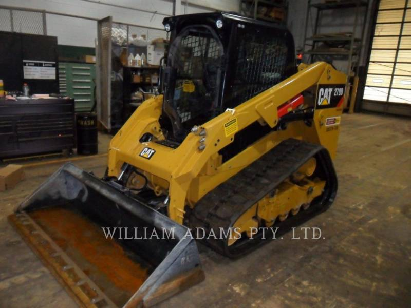 CATERPILLAR 多様地形対応ローダ 279D equipment  photo 1