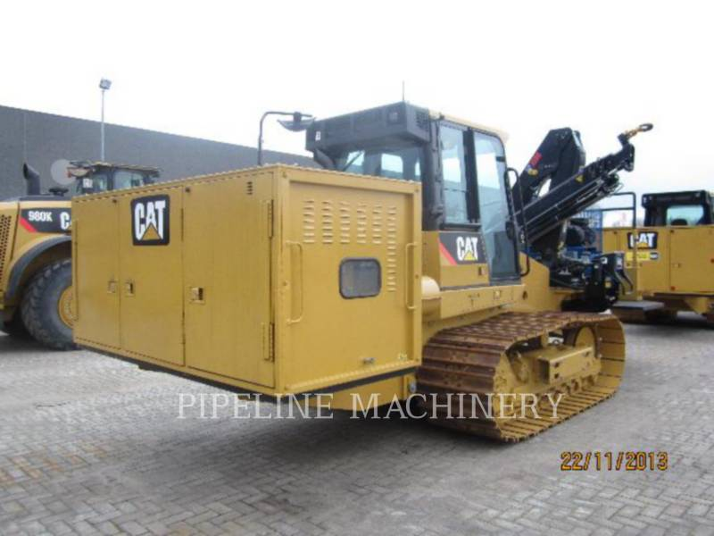 CATERPILLAR PALE CINGOLATE 953D equipment  photo 1