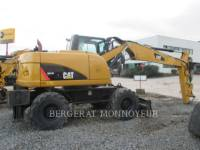 Equipment photo CATERPILLAR M313D WHEEL EXCAVATORS 1