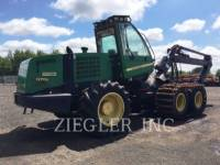 Equipment photo DEERE & CO. 1270D FORESTRY - SKIDDER 1