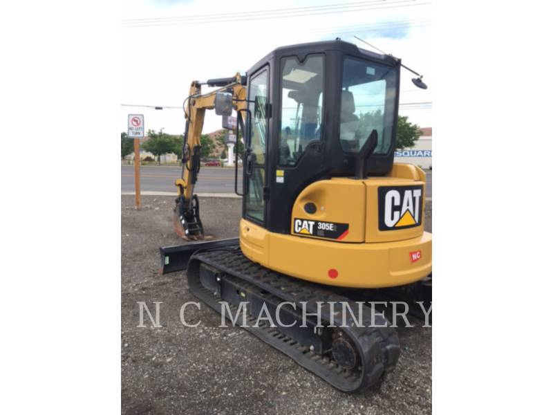 CATERPILLAR TRACK EXCAVATORS 305E2 CRCB equipment  photo 3