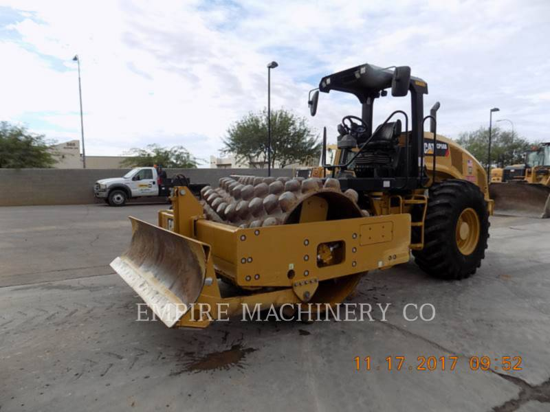 CATERPILLAR SOPORTE DE TAMBOR ÚNICO VIBRATORIO CP56B equipment  photo 4