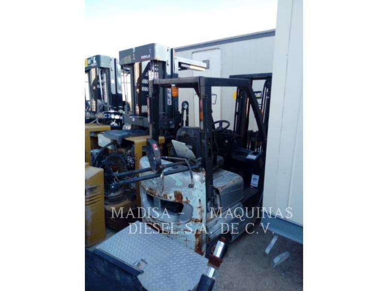 NISSAN FORKLIFTS MONTACARGAS MCP01A18LV equipment  photo 3