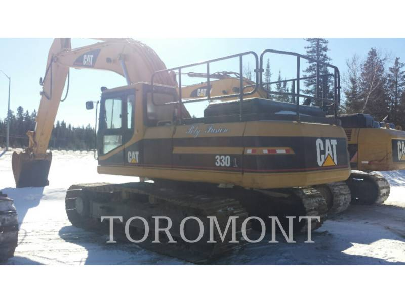 CATERPILLAR TRACK EXCAVATORS 330L equipment  photo 1