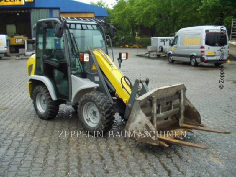 KRAMER WHEEL LOADERS/INTEGRATED TOOLCARRIERS 350 equipment  photo 1
