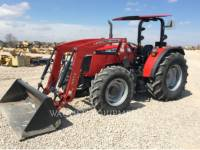 Equipment photo MASSEY FERGUSON MF4710 TRACTOARE AGRICOLE 1